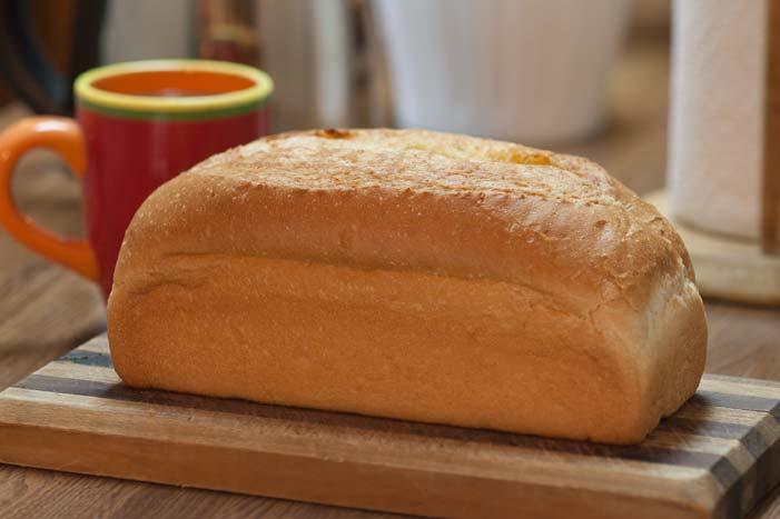 Butter Crust White Bread