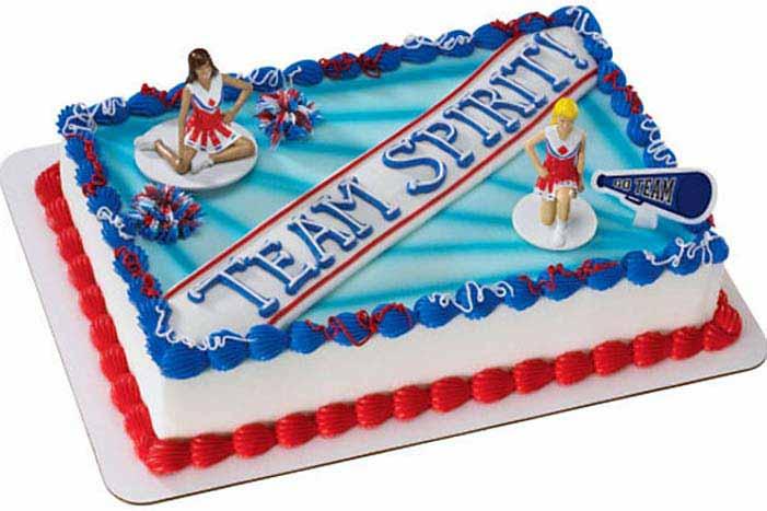 Columbus Bakeries Birthday Cakes