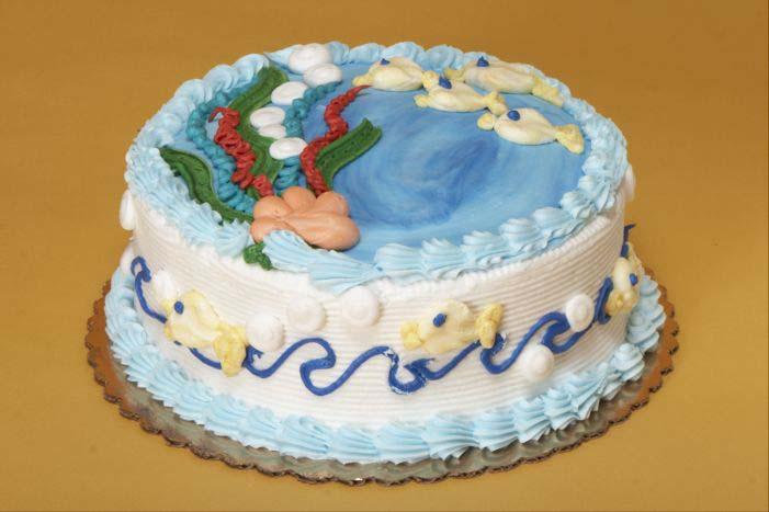 Specialized Cake