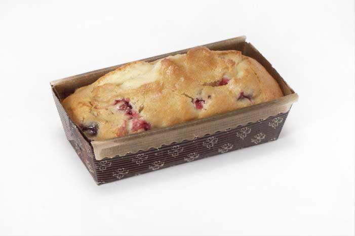 Cramberry Nut Bread
