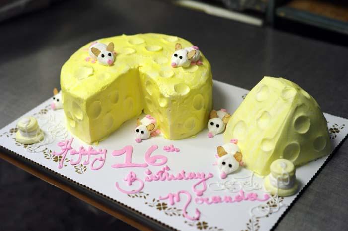 Birthday Cakes | Resch's Bakery, Columbus Ohio