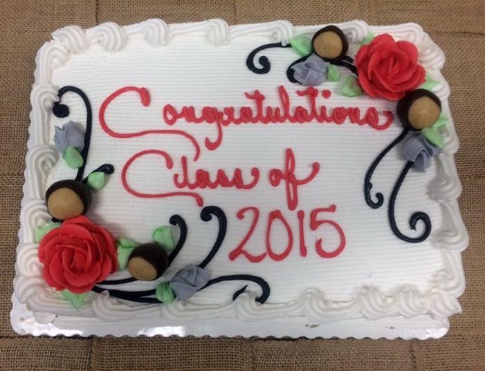 "Graduation Cakes ""Style C"""