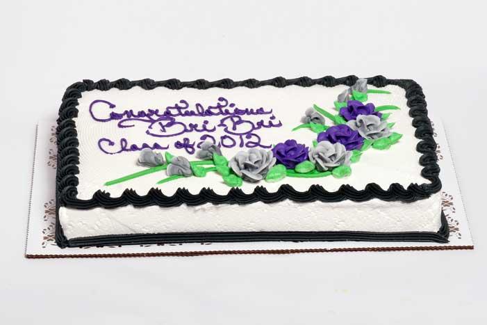 Graduation Cakes Style I