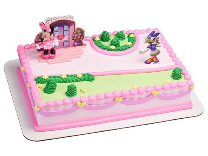 Minnie Mouse Deco Set