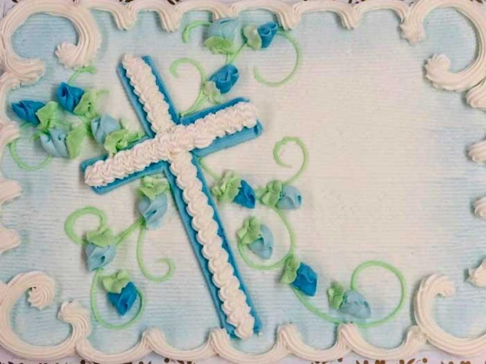 Cross Style D - Blue