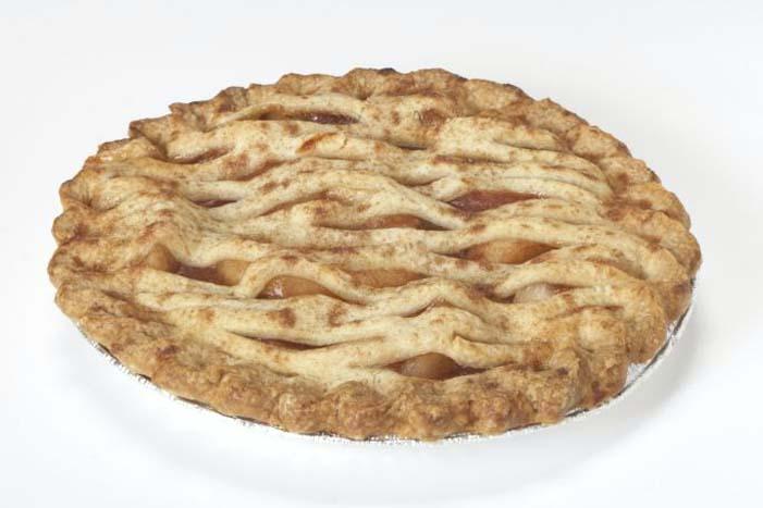 Cinnamon Apple Pie