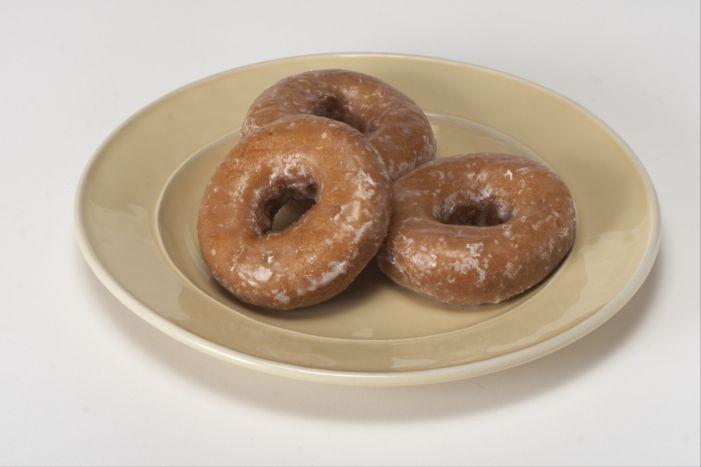 Glazed Cake Donut