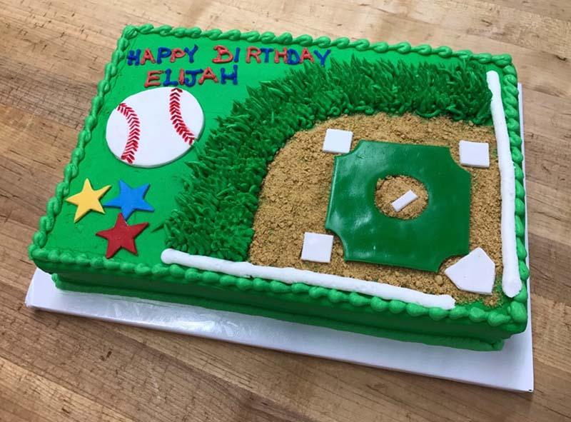 Baseball Style A