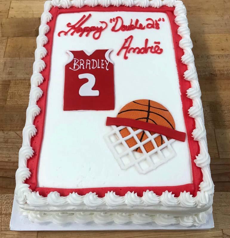 Basketball Style A